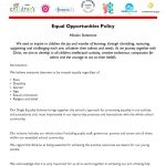 thumbnail of Equal Opportunities Policy